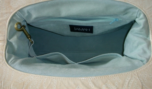 JAMAH Interior w/2 large side pockets & key ring