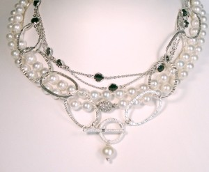 May Yeung Jewelry Viviana Collection Layered Look with Pearls